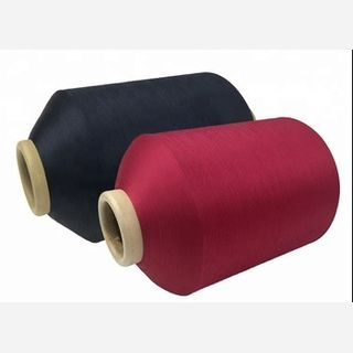 Polyester Recycled  Twisted Yarn