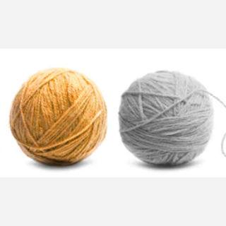 Downgrade Partially Oriented Yarn
