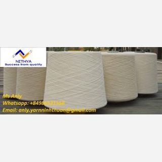 30/1 Greige Cotton Yarn