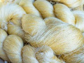 Doupion Silk Yarn
