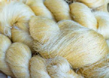 Pure Silk Yarn