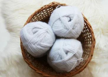 Grey Viscose Yarn