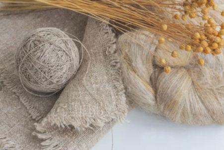 Linen Blended Fabric