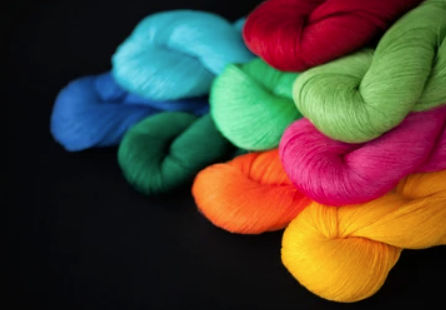 Twisted Blended Yarn