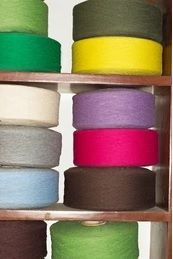 Regenerated Polyester Yarn