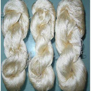 Chinese Tussar Silk Yarn