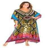 womens beach kaftan