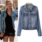 100% Cotton Denim, S, M, L, XL