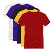 Men Plain T-Shirt