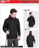 Jacket-Men's Wear