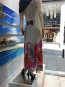 Women's long designer Skirt