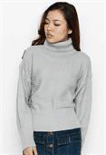 Women Turtleneck Sweater