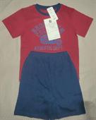Kids Short Sleeve T-Shirt & Short Pant Sets