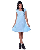 Ladies Khadi Dress