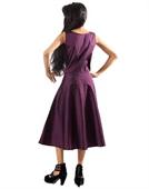 Ladies Taffeta Silk Dress