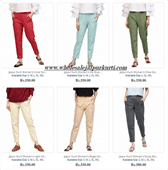 Ladies Cotton Trouser Manufacturers