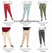 Ladies Cotton Trouser Manufacturers