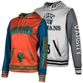 Ladies Sublimation Hoodies