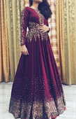 Ladies Bridal Dress