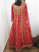 Anarkali Georgette Dress Manufacturers