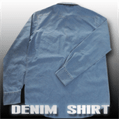 Denim Full Sleeve Shirt