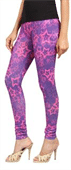 Printed Elastic Leggings