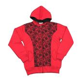 Ladies Fancy Hoodie Jacket