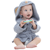 Attractive Bathrobes For Kids