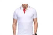 Bio Wash Men's Plain Polo Shirt