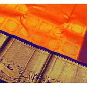 Kanchipuram Pure Silk SareeManufacturers in India
