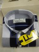 Men's Cross Over Check Shirt Producer