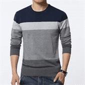 Plus Size Cotton Sweater