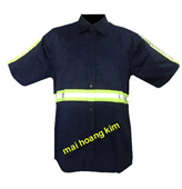 Polyester Cotton Work Uniform