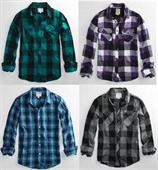 Men's Check Shirt Manufacturers