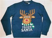 Men's Printed Sweater