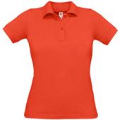 Ladies Plain Polo T-Shirts