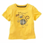 Kids Stylish T-Shirts