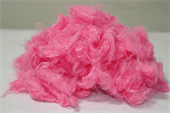 Dyed Viscose Staple Fibre