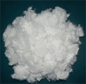 Virgin Dope Dyed Polyester Fibre