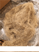 Natural Flax Fibre