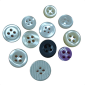 Colored Buttons Manufacturer
