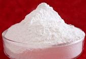 White solid Titanium Dioxide