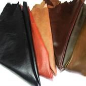 Crust Finished Leather