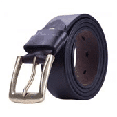Printed Leather Belts