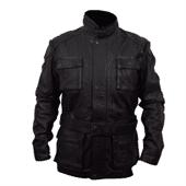 Leather Stylist Jacket