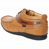 RC 1199 Men Tan Formal Shoes