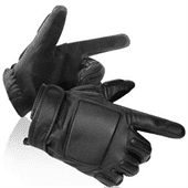 Stylish Leather Gloves