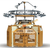 Supreme Double Circular Knitting Machine