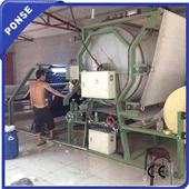 Nonwoven Fabric Laminating Machine