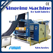 XSM Series Singeing Machine